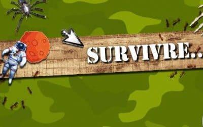 Testez vos aptitudes à la survie extrême avec Science & Vie Junior !