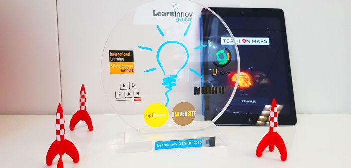 Learninnov Prix Genius 2016