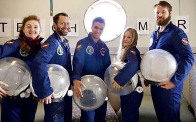 Apprendre sur Mars : Retour d'expérience de la mission Prima Expedition 173