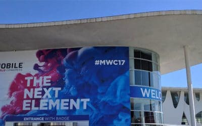 Report on the 2017 edition of the Mobile World Congress in Barcelona