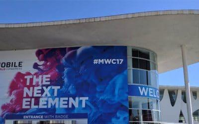 Retour sur l'édition 2017 du Mobile World Congress de Barcelone