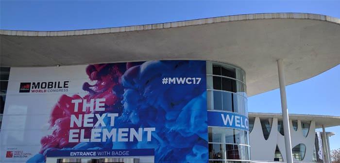 Mobile World Congress Barcelone 2017