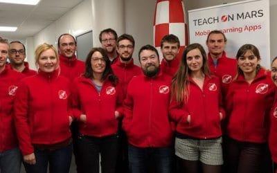 Teach on Mars lève 2,2 millions d'euros pour accélérer son déploiement à l'international