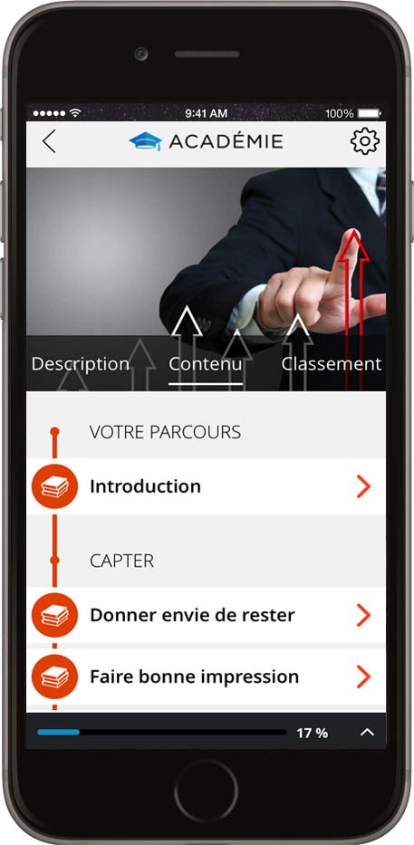 Bouygues Telecom mobile learning