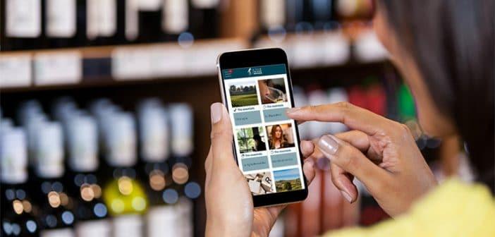 OenoBordeaux : une application pour promouvoir les Vins de Bordeaux à l'international