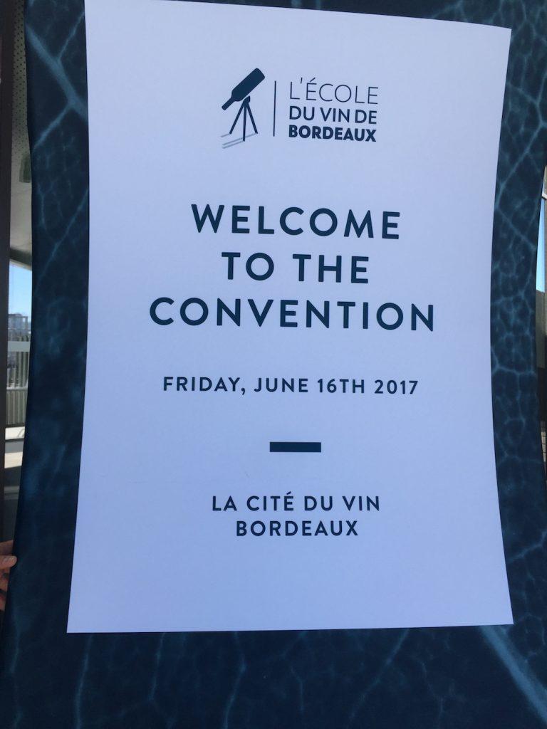Les formateurs du monde entier se retrouvaient à la Cité du Vin de Bordeaux