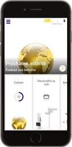 Aim, l'application d'Inkhata à destination des micro-entreprises