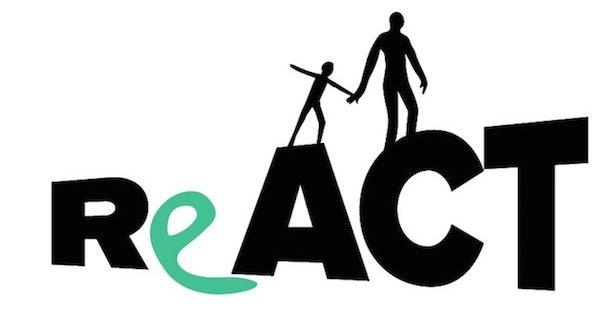 Logo projet ReACT ECPAT