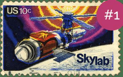 Décollage réussi pour le premier SkyLab de l'histoire de Teach on Mars !
