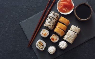 Sushi Game, le nouveau jeu pédagogique mobile de Teach on Mars