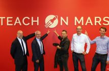 Co-fondateurs Teach on Mars