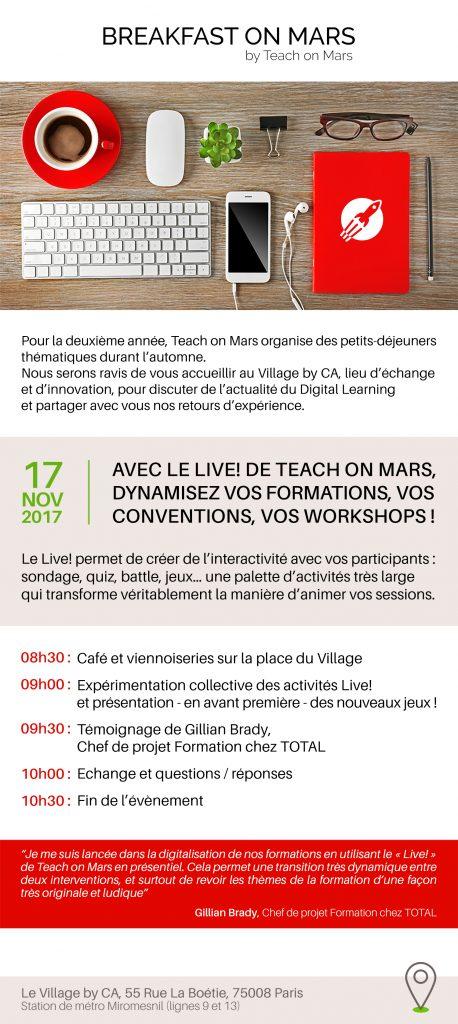 invitation-breakfast-teach-on-mars-17-novembre
