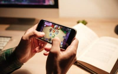 What can mobile learning providers learn from the mobile gaming explosion?
