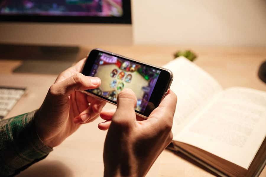 mobile learning, mobile learning trends, mobile gaming, apprentissage mobile, jeu mobile
