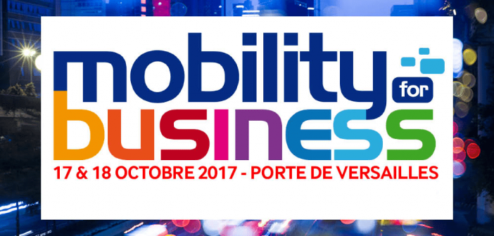 mobility-for-business-porte de versailles 2017