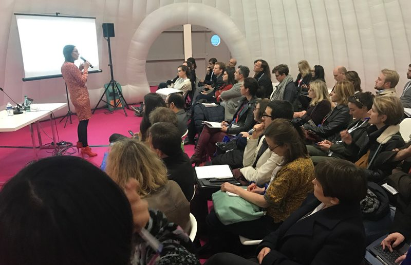 SalonSalon E-Learning expo atelier Tipahine Duchet