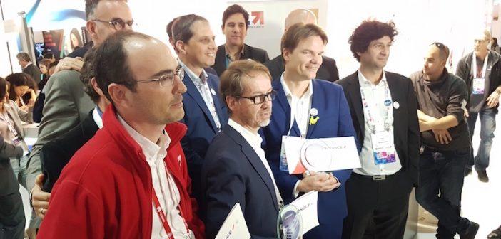 A look back at 2017 Teach on Mars : Business France Orange AwardB
