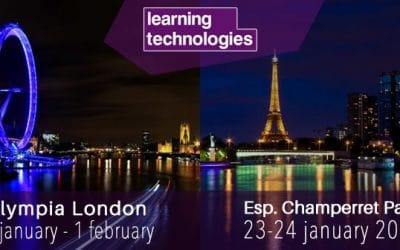 Direction Paris et Londres pour les Learning Technologies