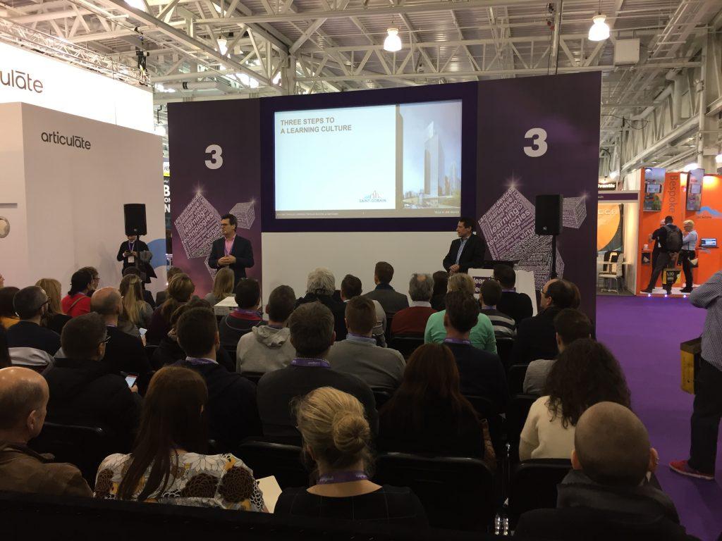 Adam Charlesworth au Learning Technologies London 2018