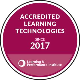 LPI 2017 accreditation