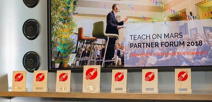 Teach on Mars réunit clients et partenaires pour son premier Partner Forum
