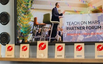 Teach on Mars brings customers and partners together for its first Partner Forum