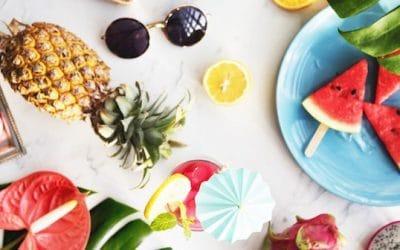 L'été débarque dans vos smartphones avec le Fruit Battle !