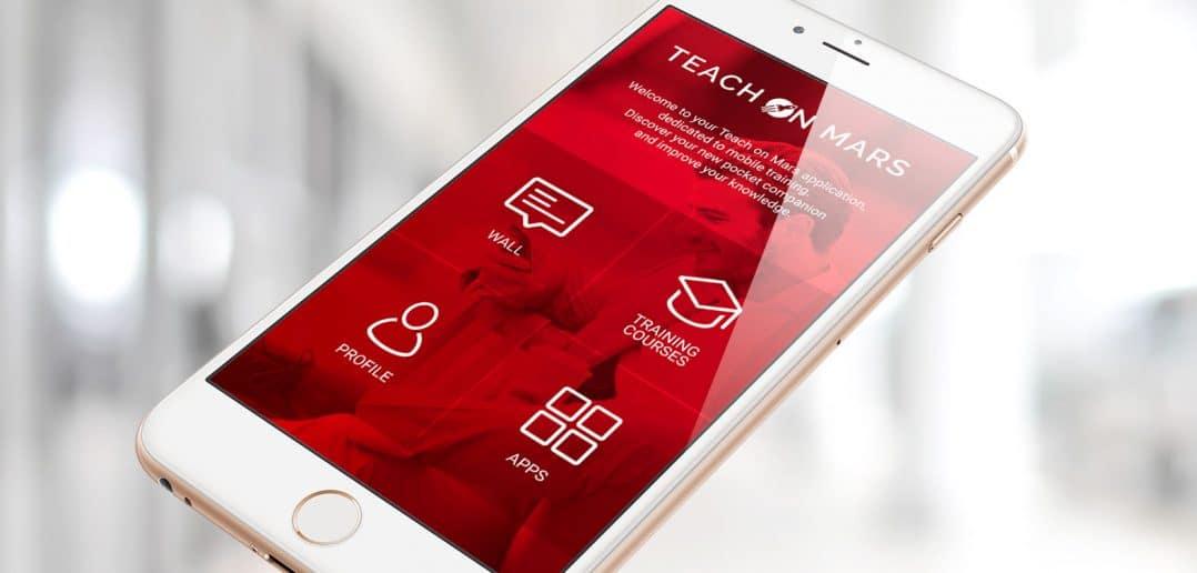 Personnalisez votre application mobile learning !