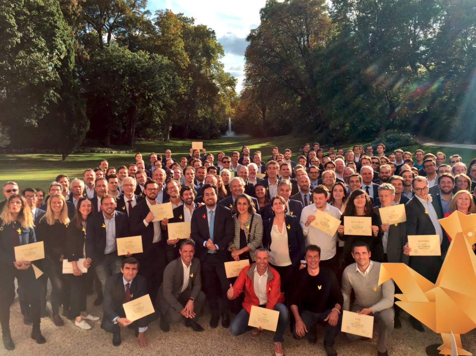 Laureats Passe French Tech 2017-2018