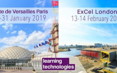 Teach on Mars fait son retour aux Learning Technologies à Paris et Londres