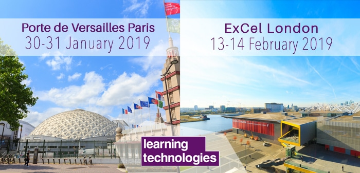 Teach on Mars heading for Learning Technologies Paris and London
