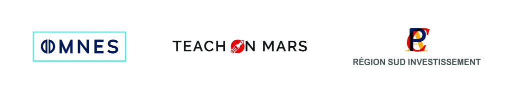 Logos Omnes Teach on Mars et Région Sud Investissement