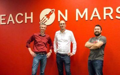 Nouvelle levée de fonds pour Teach on Mars