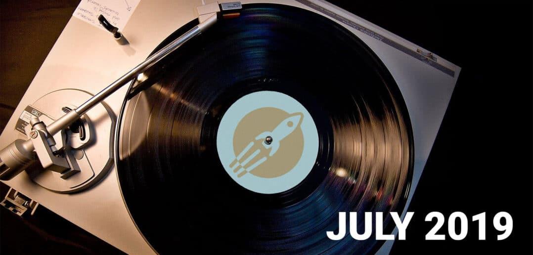 Les nouveautés de Juillet 2019