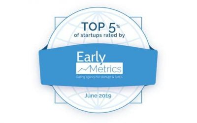 Teach on Mars goes directly into the Top 5% of start-ups and SMEs in Early Metrics rankings