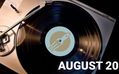 Les nouveautés d'août 2019