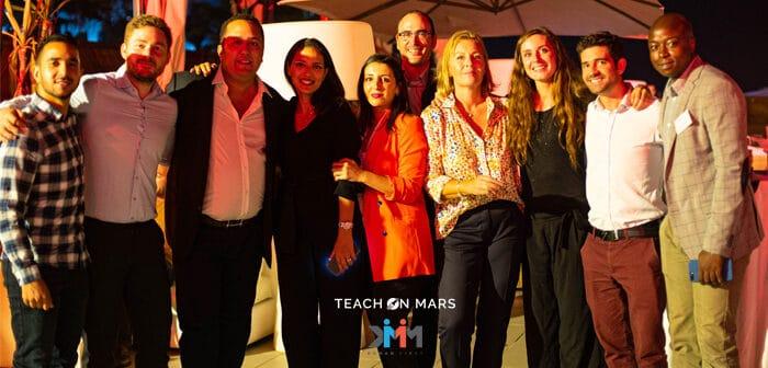 Partenariat DMM et Teach on Mars Casablanca