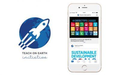Teach on Mars s'engage pour un avenir durable