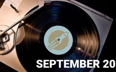 Les nouveautés de septembre 2019