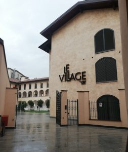 village by ca milan italie french tech days