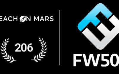 Teach on Mars une nouvelle fois dans le palmarès FrenchWeb 500