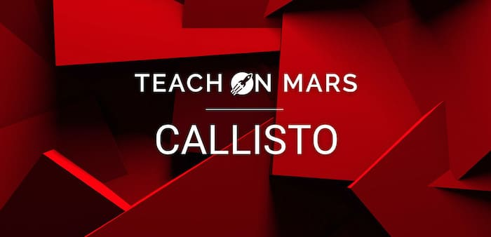Callisto, la révolution sociale de Teach on Mars