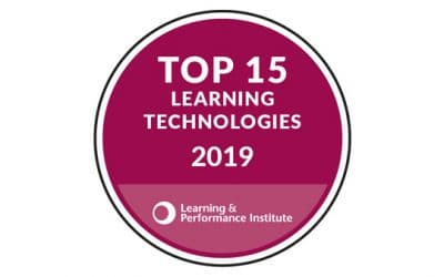Back at the top of the charts! – Teach on Mars retains place in LPI's Top 15 Learning Technology Providers List
