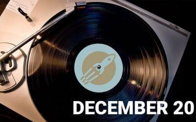 Les nouveautés de Décembre 2019