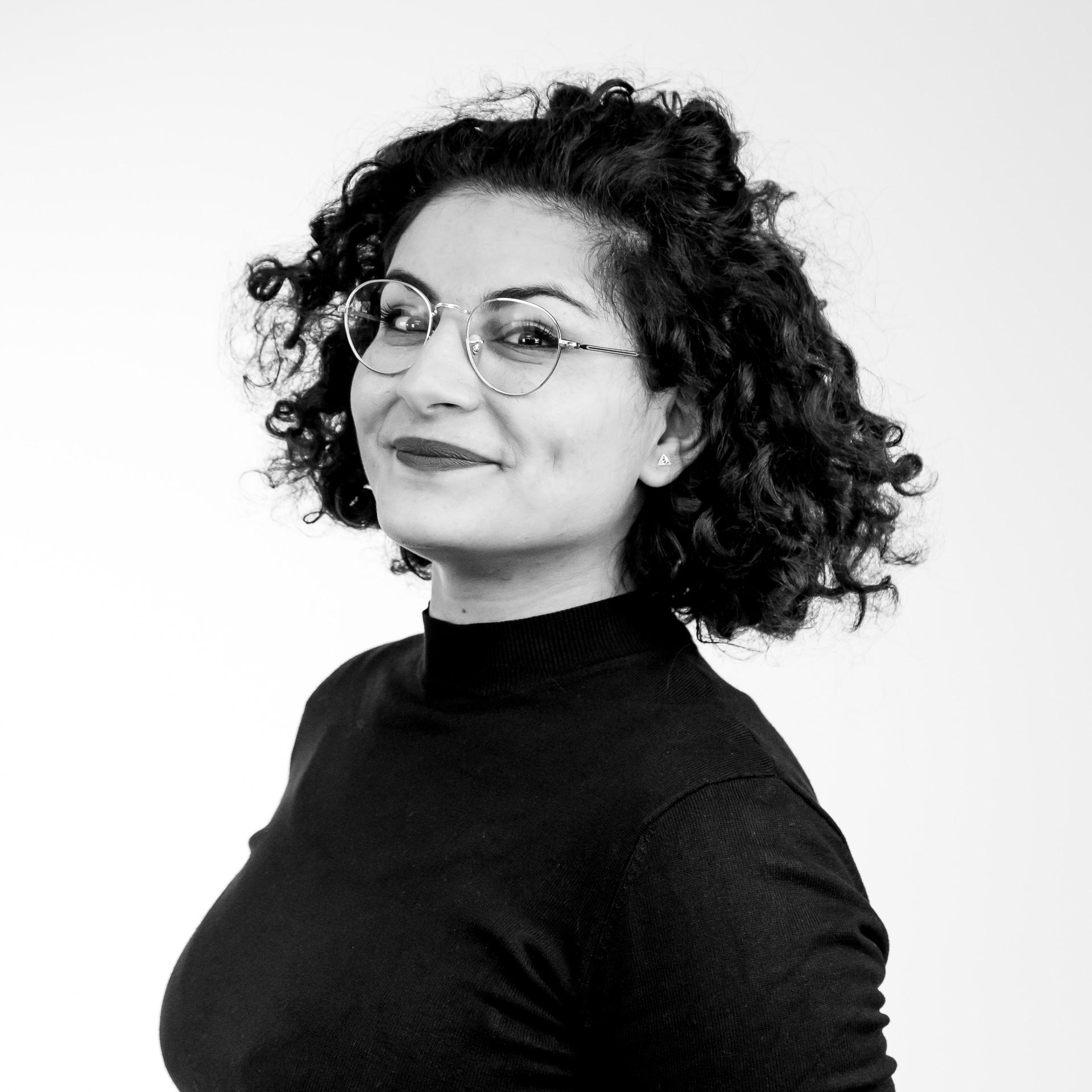 Anissa Ben Abderrahmane Cosmic Trainer Teach on Mars