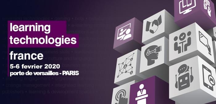 Les martiens débarquent au Learning Technologies France 2020
