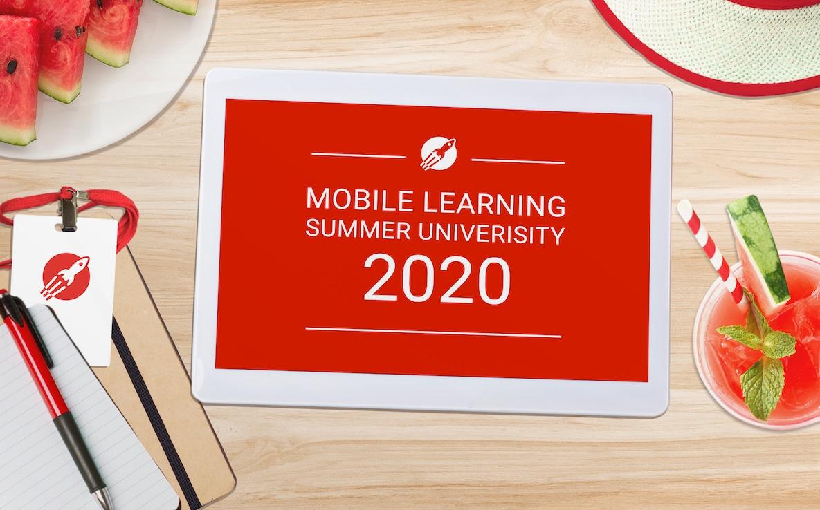 teach on mars mobile learning summer university 2020