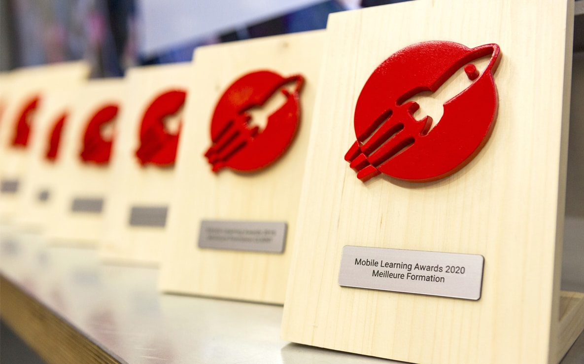 nomines teach on mars mobile learning awards 2020