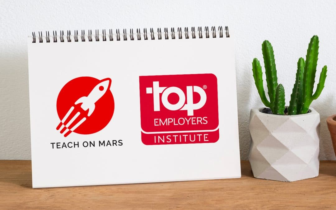 La transformation de la formation par Teach on Mars et Top Employers Institute