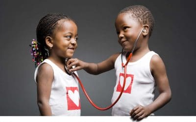 An application for specialist and generalist doctors caring for children with heart disease